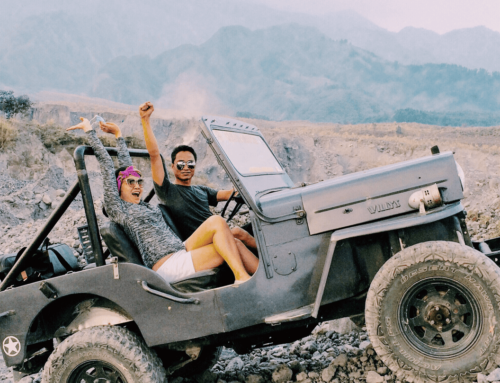 De excursión por el desierto