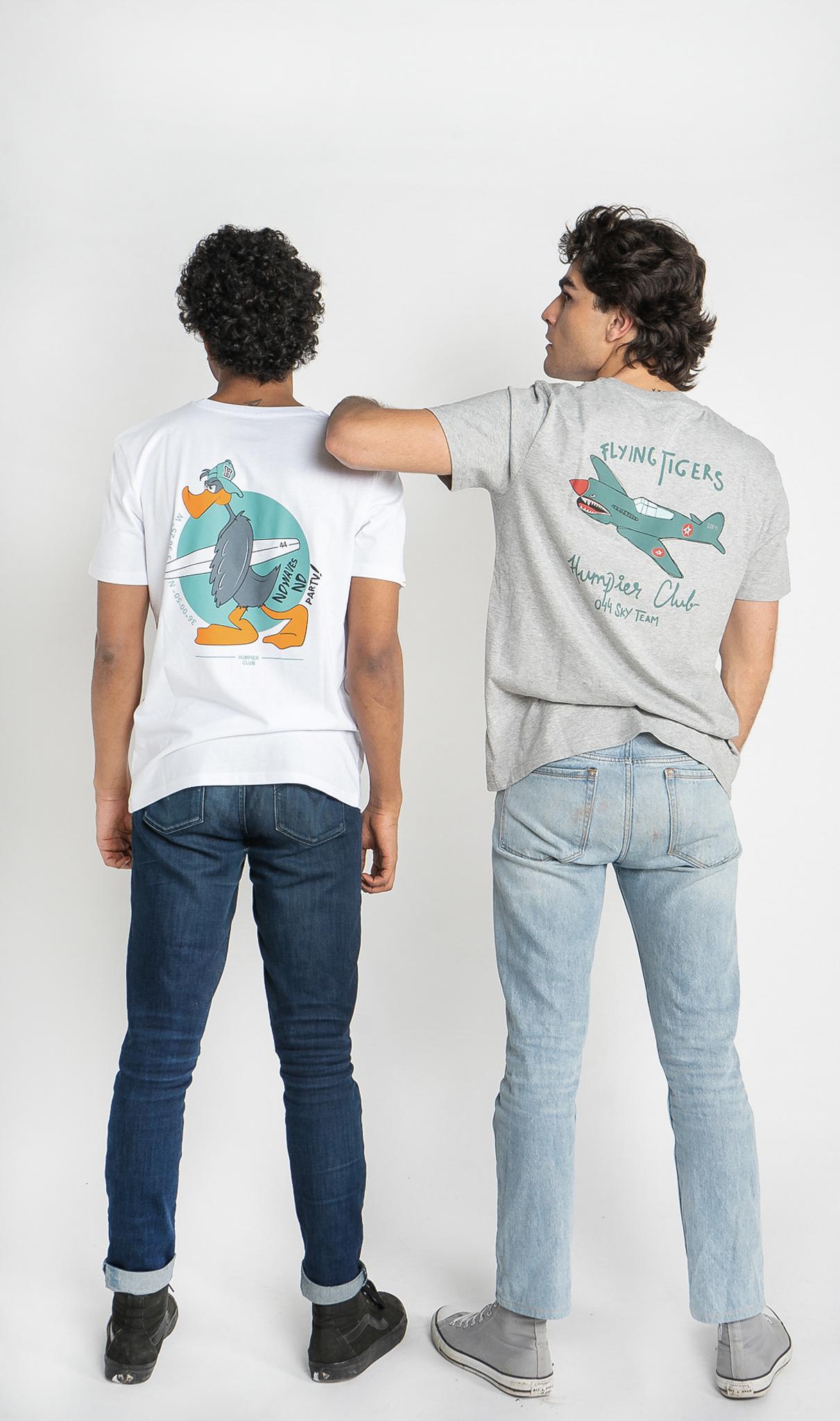 Camiseta Flying Tigers | Humpier | Edición limitada