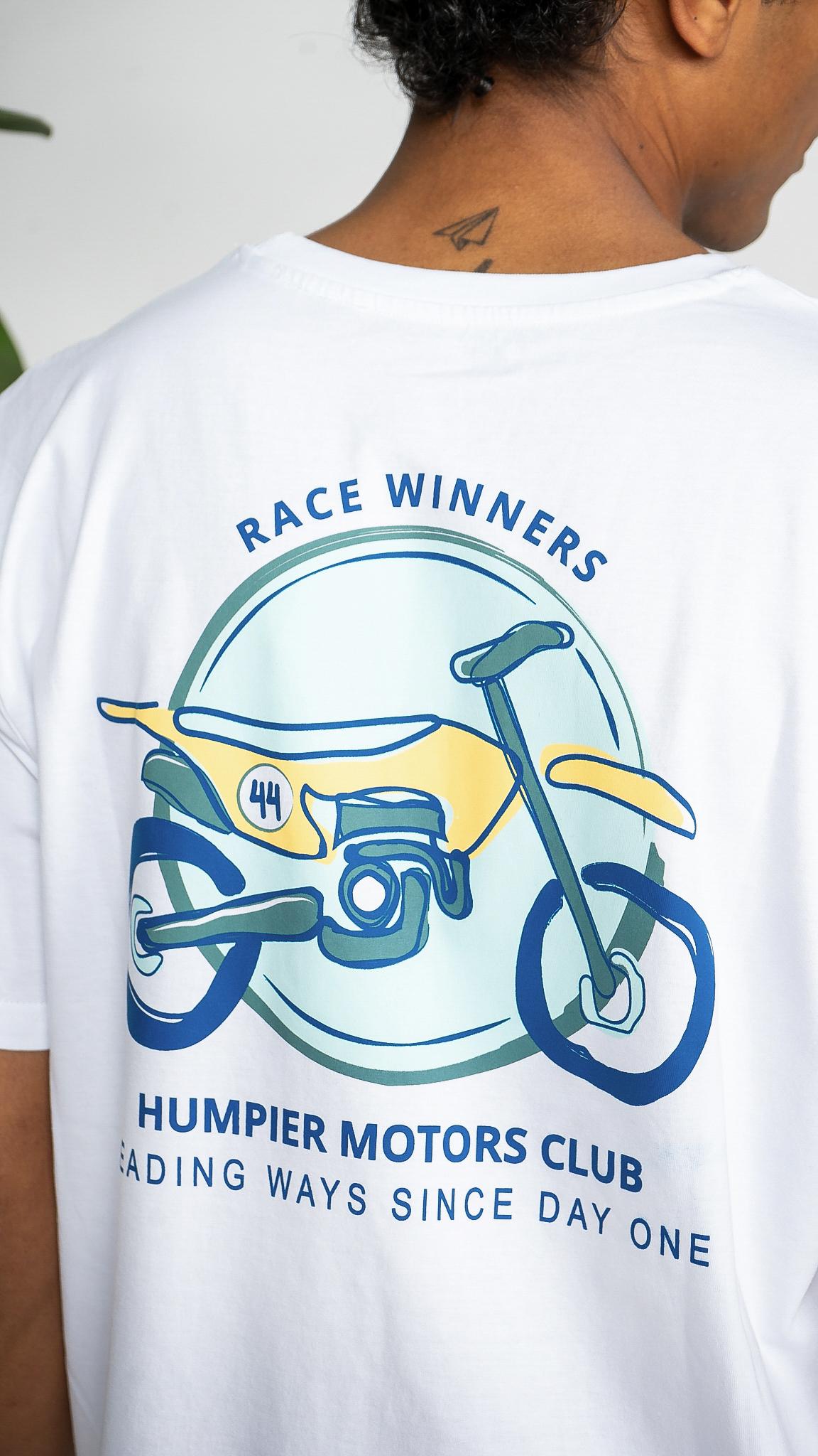 Camiseta Race Winners | Humpier | Edición limitada