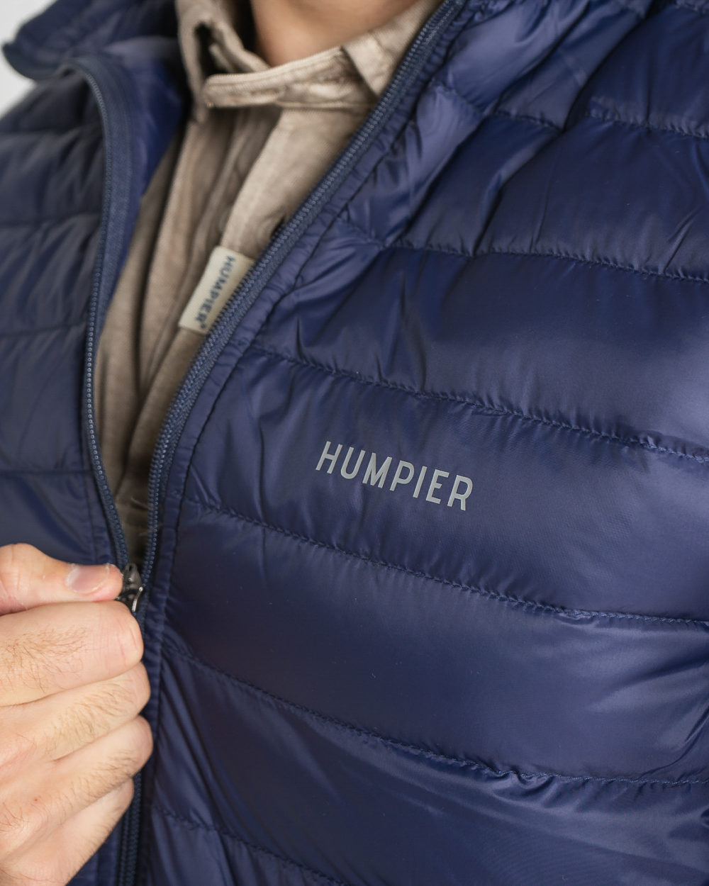 Chaleco Humpier Custom Azul | Humpier | Edición limitada