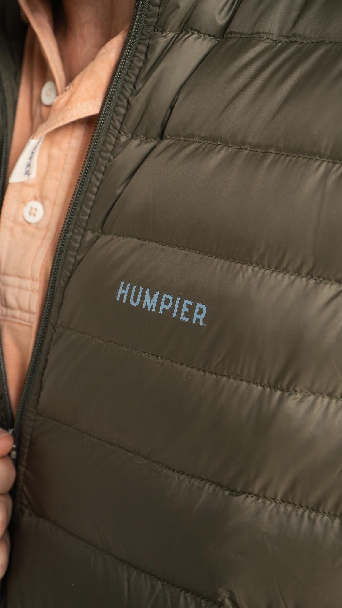 Chaleco Humpier Custom Verde | Humpier | Edición limitada