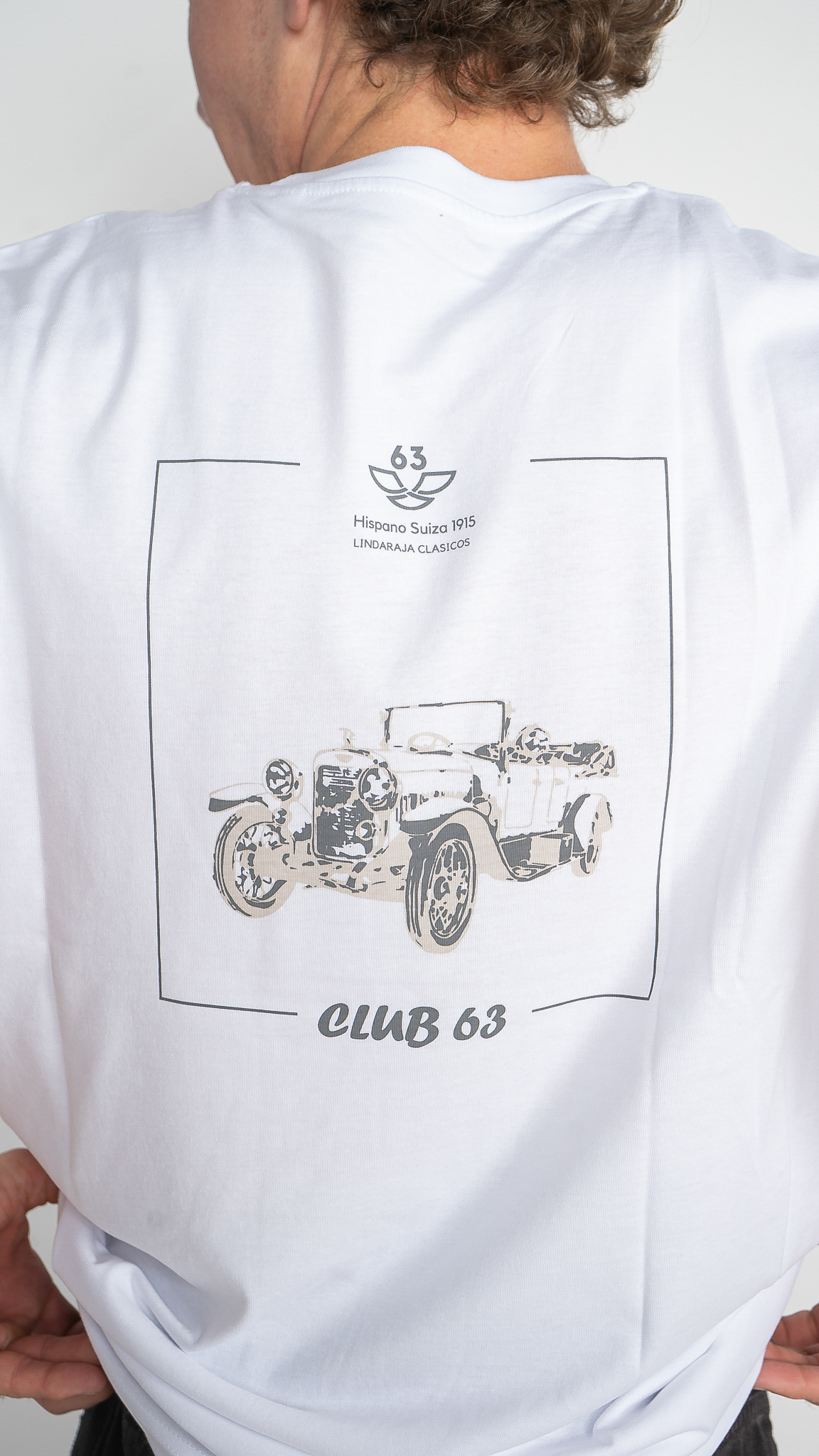 Camiseta Lindaraja | Humpier | Edición limitada