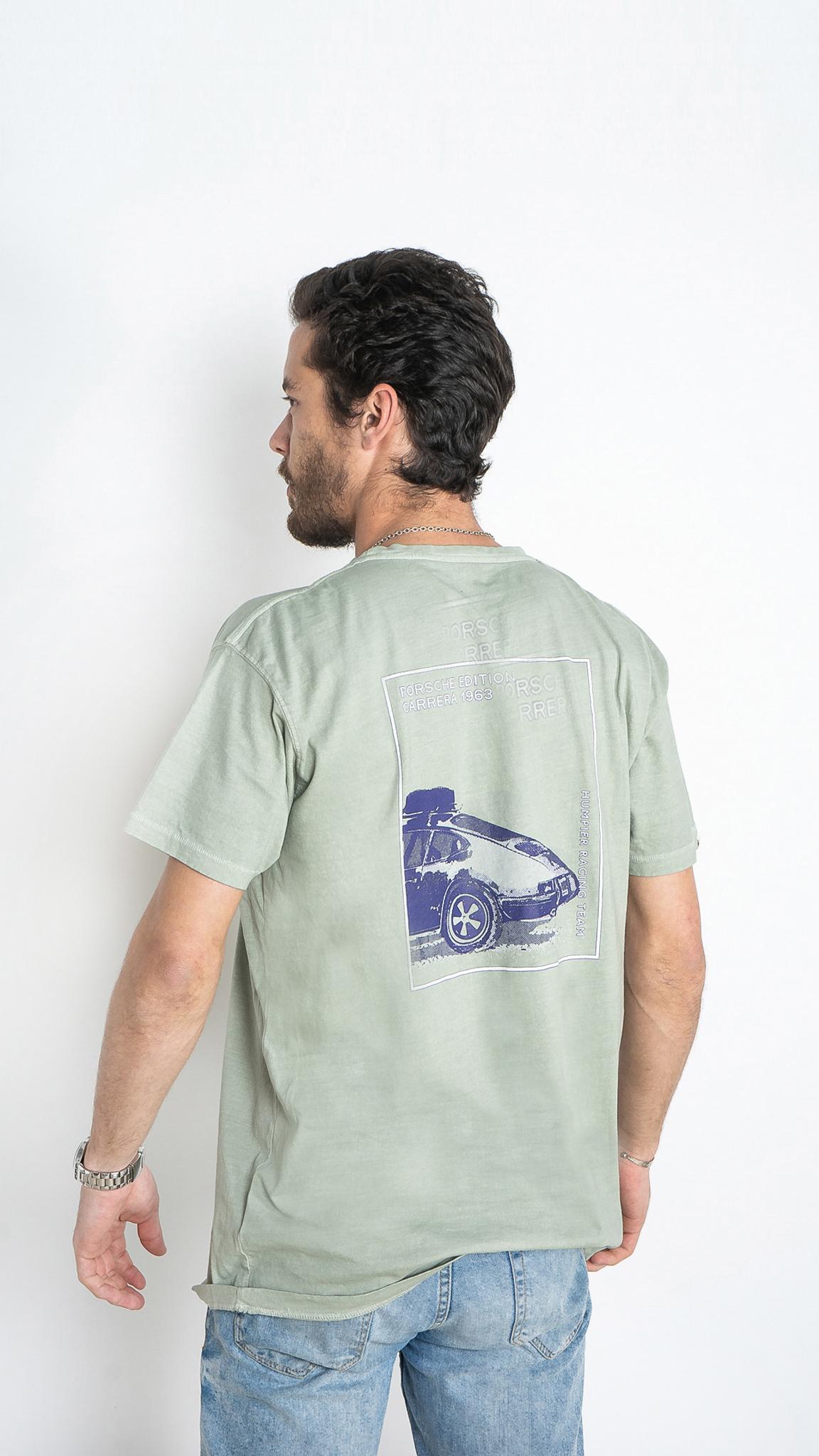 Camiseta What a Porsche 1963 | Humpier | Edición limitada