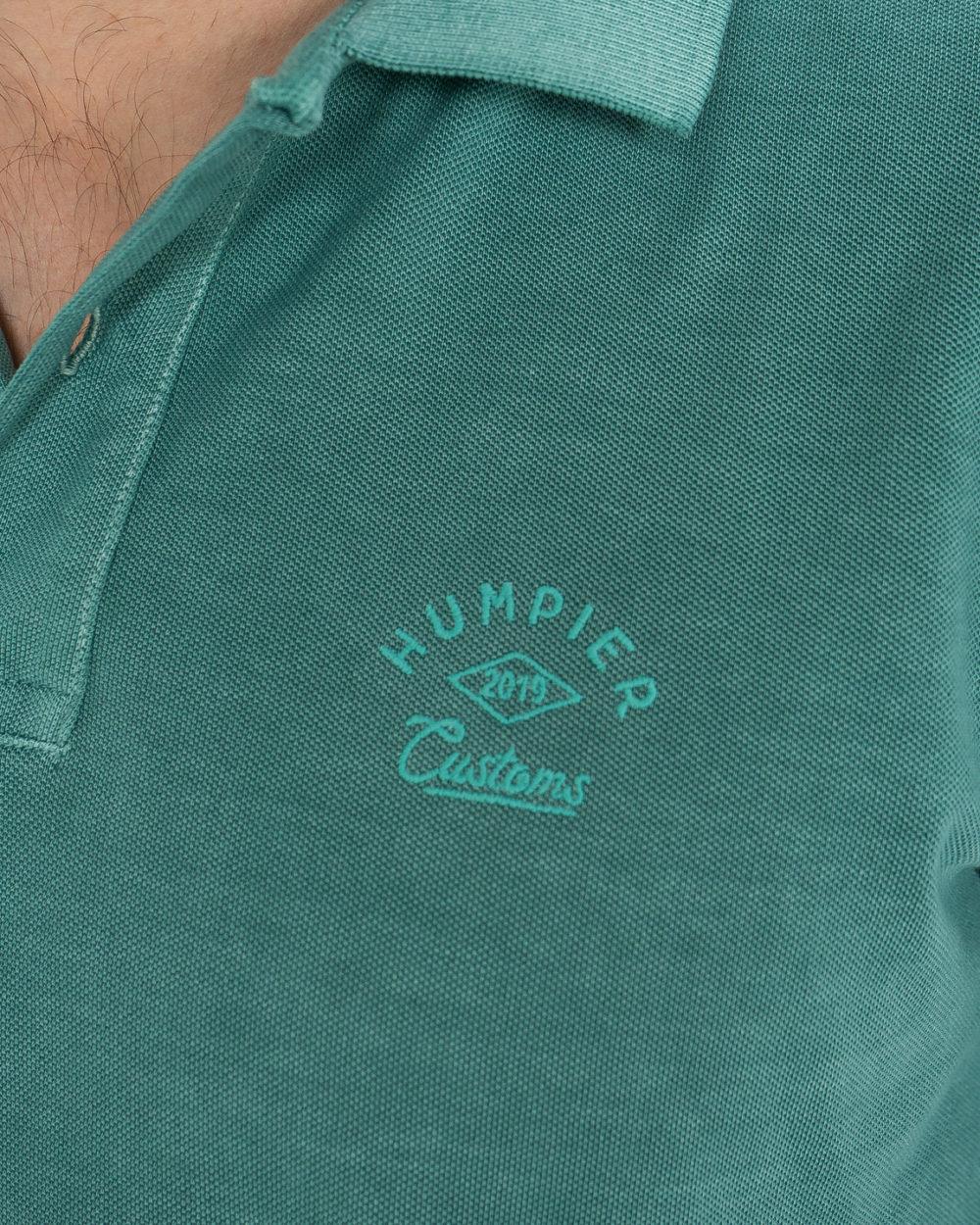 Polo manga corta Humpier Custom   Humpier   Colección Basic