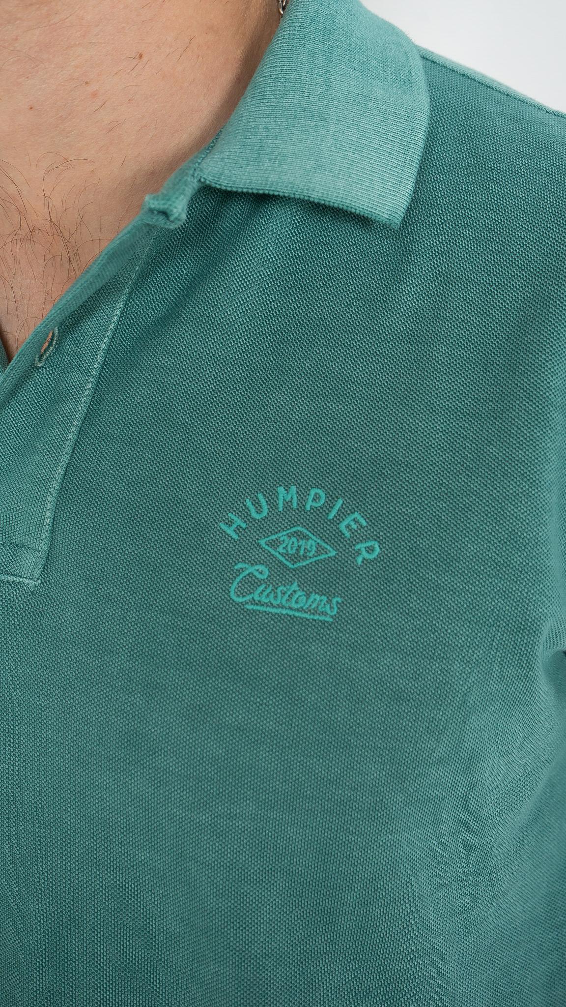 Polo manga corta Humpier Custom | Humpier | Colección Basic