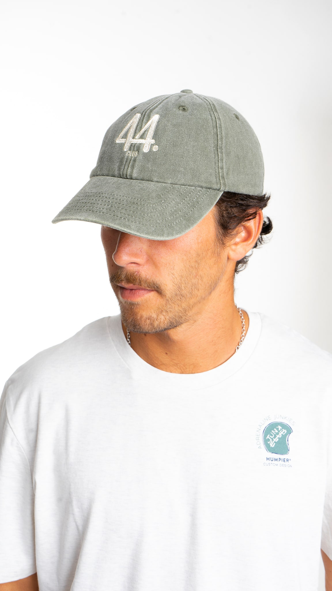 Gorra Humpier 44 Club