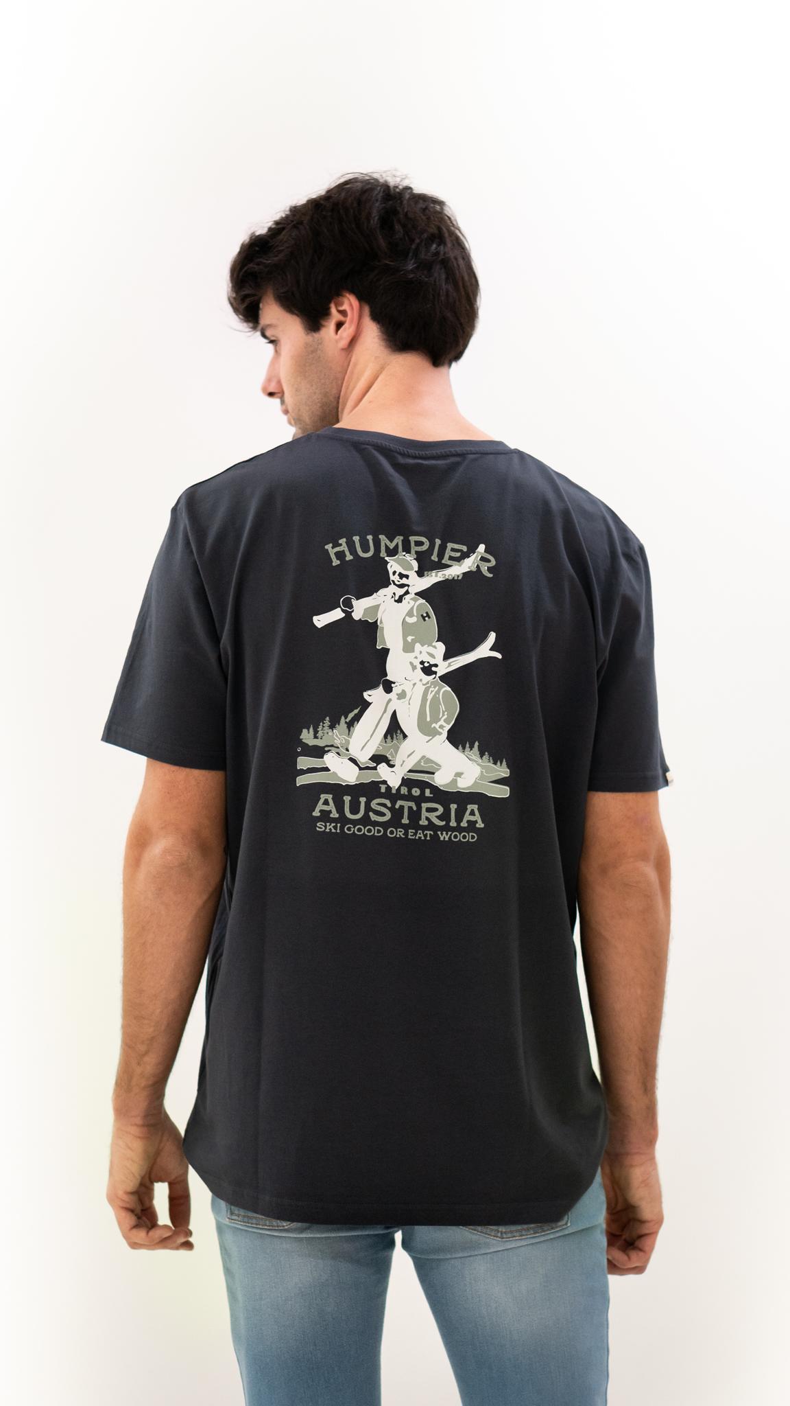 Camiseta Tirol - Austria | Humpier | Edición limitada